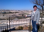 At Mount of Olives
